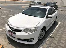 Toyota Camry 2012 GCC sport edition top of the range original paint for sale