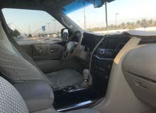 Silver Nissan Patrol 2010 for sale