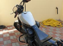 Up for sale a Yamaha motorbike