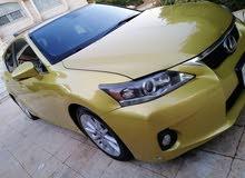 Hybrid Fuel/Power   Lexus CT 2011