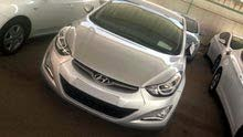Good price Hyundai Avante rental