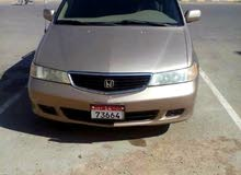 Honda Odyssey for sale in Al Ain