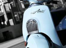 Used Vespa motorbike in Cairo