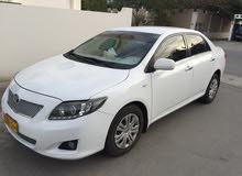1.8 Corolla very good condition