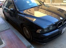 BMW 528 1999 For sale - Black color