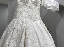 للبيع فستان عرس جممميييل