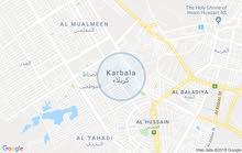 مشتمل في كربلاء حي الوفاء الجبهة 3 امتار ×10  مفروز ابأسمي