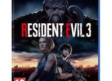Resident Evil 3 remake مطلوب