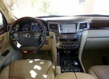 120,000 - 129,999 km mileage Lexus LX for sale