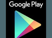 قوقل بلاي $15 Google Play