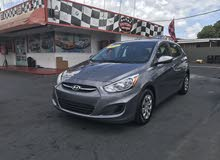Rent a 2016 Hyundai Accent with best price
