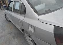 Blue Hyundai Avante 2002 for sale