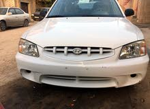Hyundai Verna 2002 for sale in Tripoli