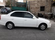 Hyundai Verna 1999 For sale - White color