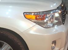 تويوتا لاندكروز جكسار 2011  محرك 8 سلندر ماشيه و83 رقم بصره