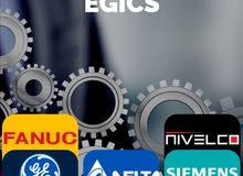 مستلزمات شركات وقطع غيار كهربائية - انفرتر  plc  شاشات سيرفو موتور