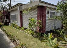 3 BR semi furnished villa - garden - nice location