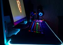 GAMING PC WITH ALL ACCESSORIES