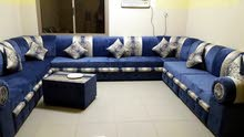 Discount for home aplients . sofa set sieze 5.5mietr  with  whiendow shad  Only