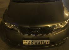 For sale Kia Forte car in Amman