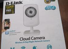 كاميرات مراقبة متكاملة صوت وصورة ديلينك وكالة لا سلكي بسعر مغري