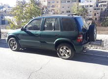 For sale 1999 Green Sportage