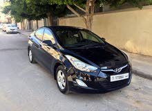 Gasoline Fuel/Power   Hyundai Elantra 2012
