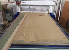 مطلوب مصمم سي ان سي Looking for wood CNC designer