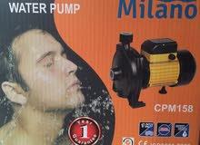 مضخات ماء جديده موديلات ايطاليه للبيع