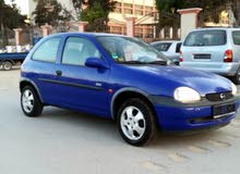 Gasoline Fuel/Power   Opel Corsa 2000