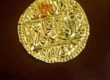 قطعه ذهبية قديمة