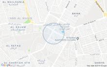بيت للايجار في منطقه البياع مقابيل الكراج علئ الشارع العام