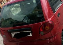 Red Chevrolet Spark 2005 for sale