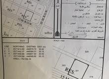 ارض 754م في الرايبة  رقم221