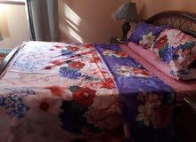 غطاء سرير و مفارش