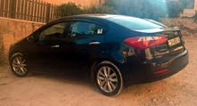 Kia Cerato 2014 For Rent - Black color