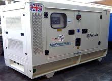 مولد كهربائي بيركنز انجليزي 66 generator diesel perkins UK kva