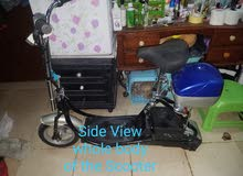 Two Motor Wheel Scooter for Sale