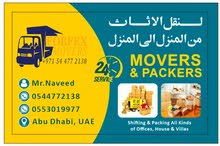Movers in Abu Dhabi Movers and Packers  Packers and Movers Abu Dhabi