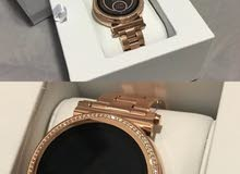 brand new  Michael Kors MK Rose Gold Smart Watch