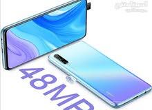 هاتف HUAWEI Y9s جديد وكاله م مستخدم ابدا