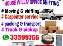 Doha Movers Packers - Carpenter - Transportation Company !!