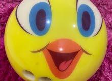 Tweety Bowling Ball