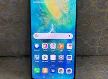 Huawei Mate 20X 128gb 4g (back crack)