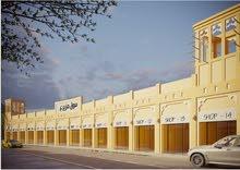 للبيع مبنى مكون من طابق ارضي عبارة عن محلات – مقابل مواصلات الامارات – مصفوت حوض 8 KBH