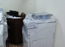 REFURBISHED RICOH PRINTERS USED LIKE NEW  WITH WARRANT OF ONE YEAR