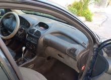 بيجو فتاس 206 موديل 2008 عادي