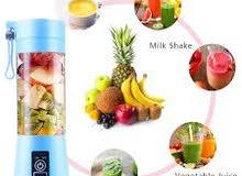 خلاط عصير قابل للشحن Juice Blender  افضل وارخص خلاض