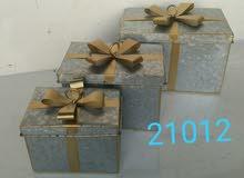 3pcs box set