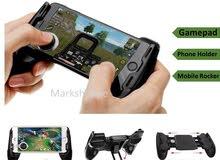 يد تحكم للهواتف للالعاب joystick , handle , gamepad